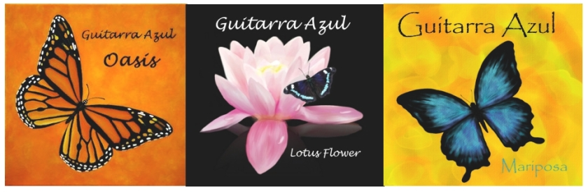 Guitarra Azul - CD Artwork