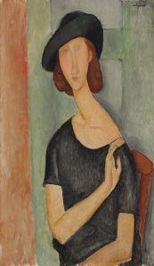 Jeanne Hebuterne Au Chaupo