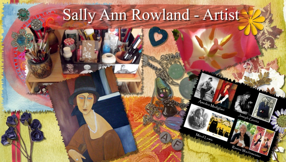 sally ann rowland youtube