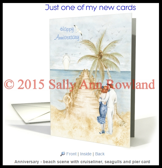 Greeting Card Universe - new card