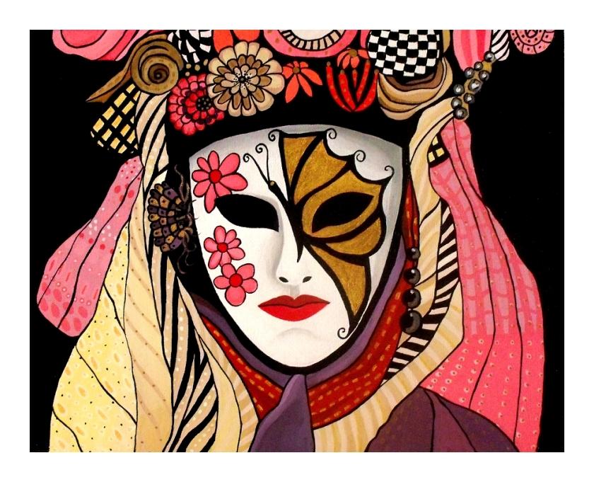 Fun Piece - The Mask