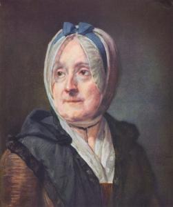 Mme Chardin - Pastel - 1775