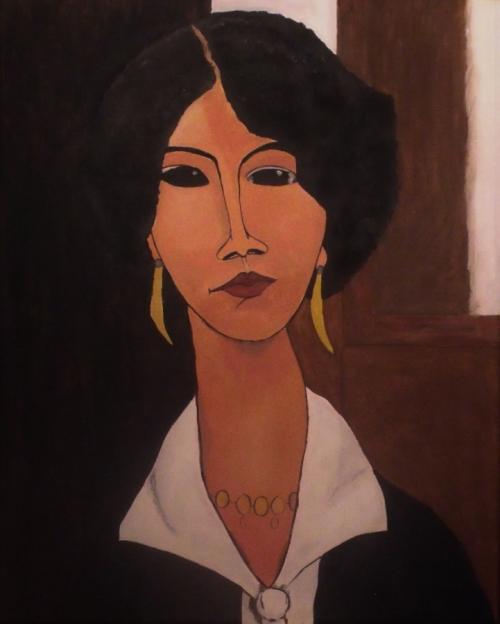 Modigliani Acrylic