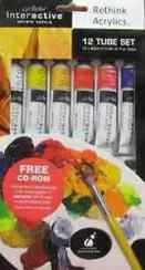 Atelier Interactive Acrylic Paints